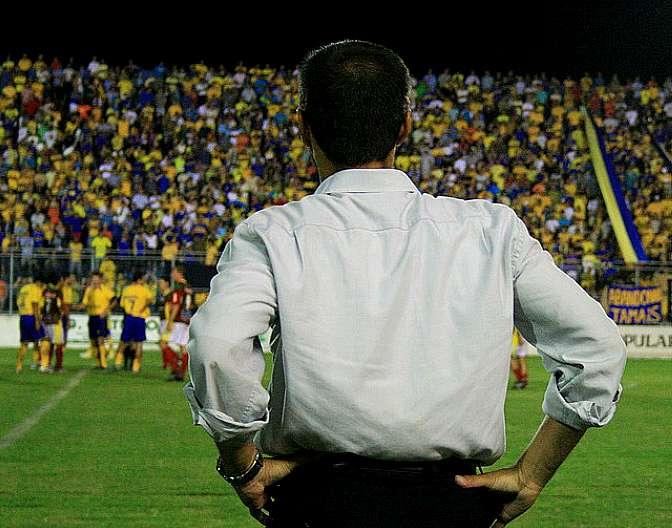 Esporte - Geral - Técnico de futebol