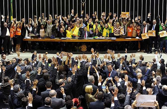 Ordem do Dia. Votação do Projeto de Lei (PL 7495/06), que cria o piso nacional para os agentes comunitários de saúde e combate a endemias - Presidente Henrique Eduardo Alves