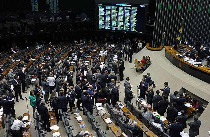 Votação da MPV 633/2013