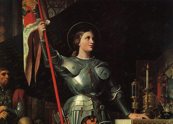 Resultado de imagem para Joana d'Arc