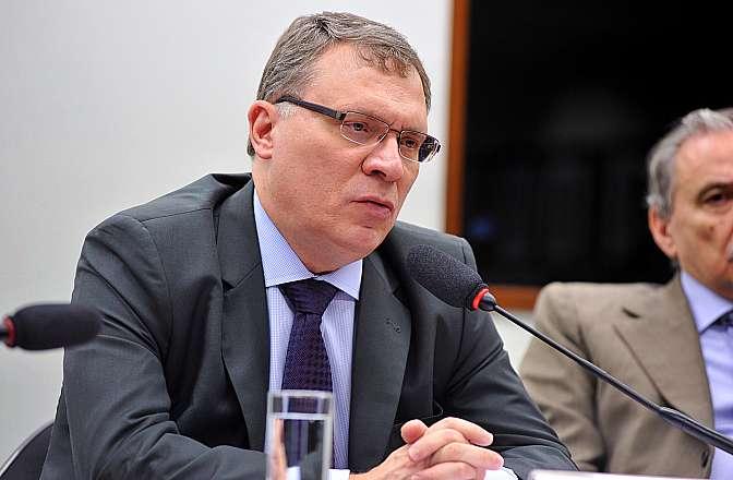 Audiência Pública. Representante do Ministério Público Federal (MPF), Eugênio Jose Guilherme de Aragão