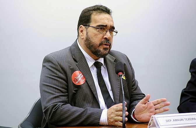 Discussão sobre a Política Nacional de Cuidadores. Dep. Amauri Teixeira (PT - BA)