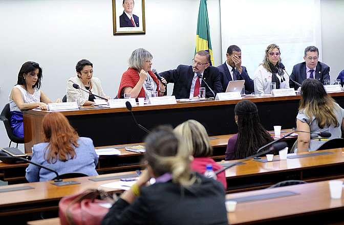 Discussão sobre a Política Nacional de Cuidadores