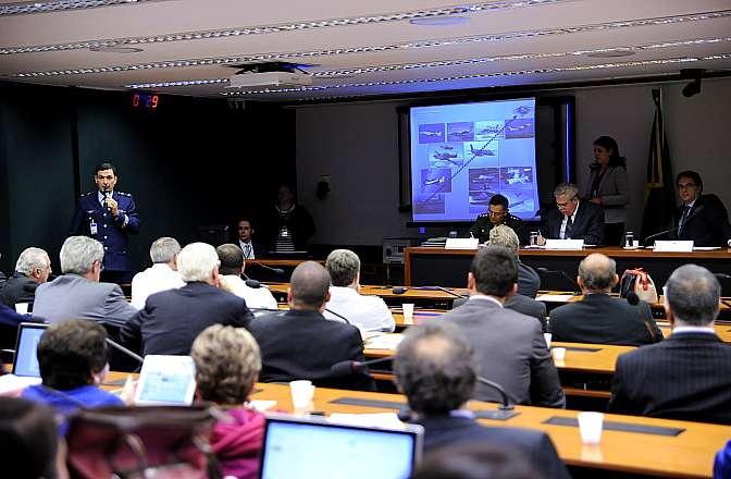 Audiência pública sobre a transferência de tecnologia e nacionalização da produção de Defesa