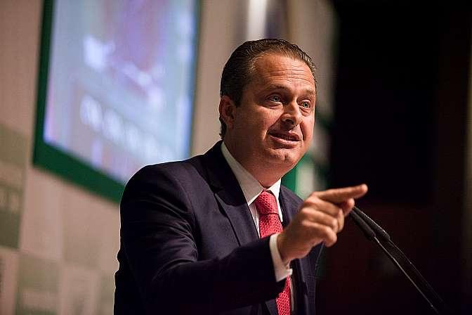 Política - Geral - Eduardo Campos candidato à presidência