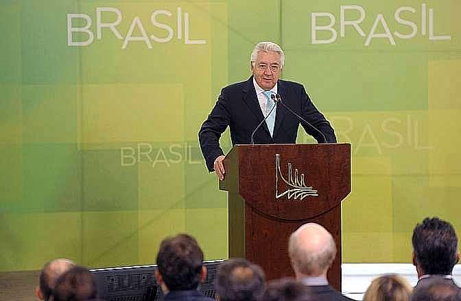 ministro da Micro e Pequena Empresa, Guilherme Afif Domingos