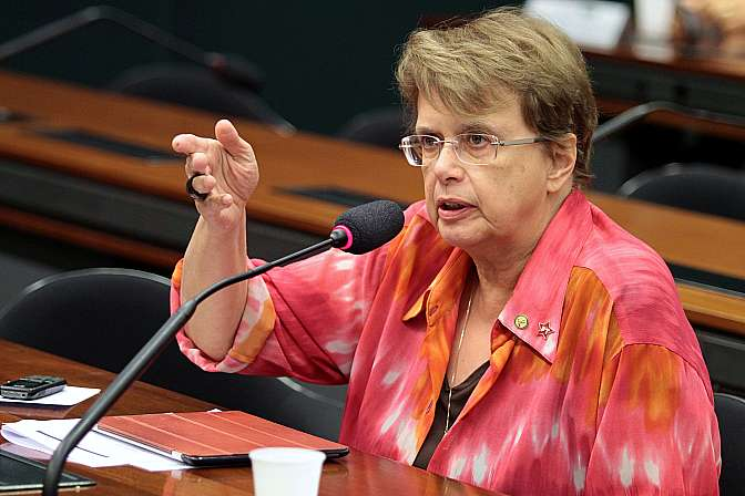 Deputada Margarida Salomão (PT-MG)