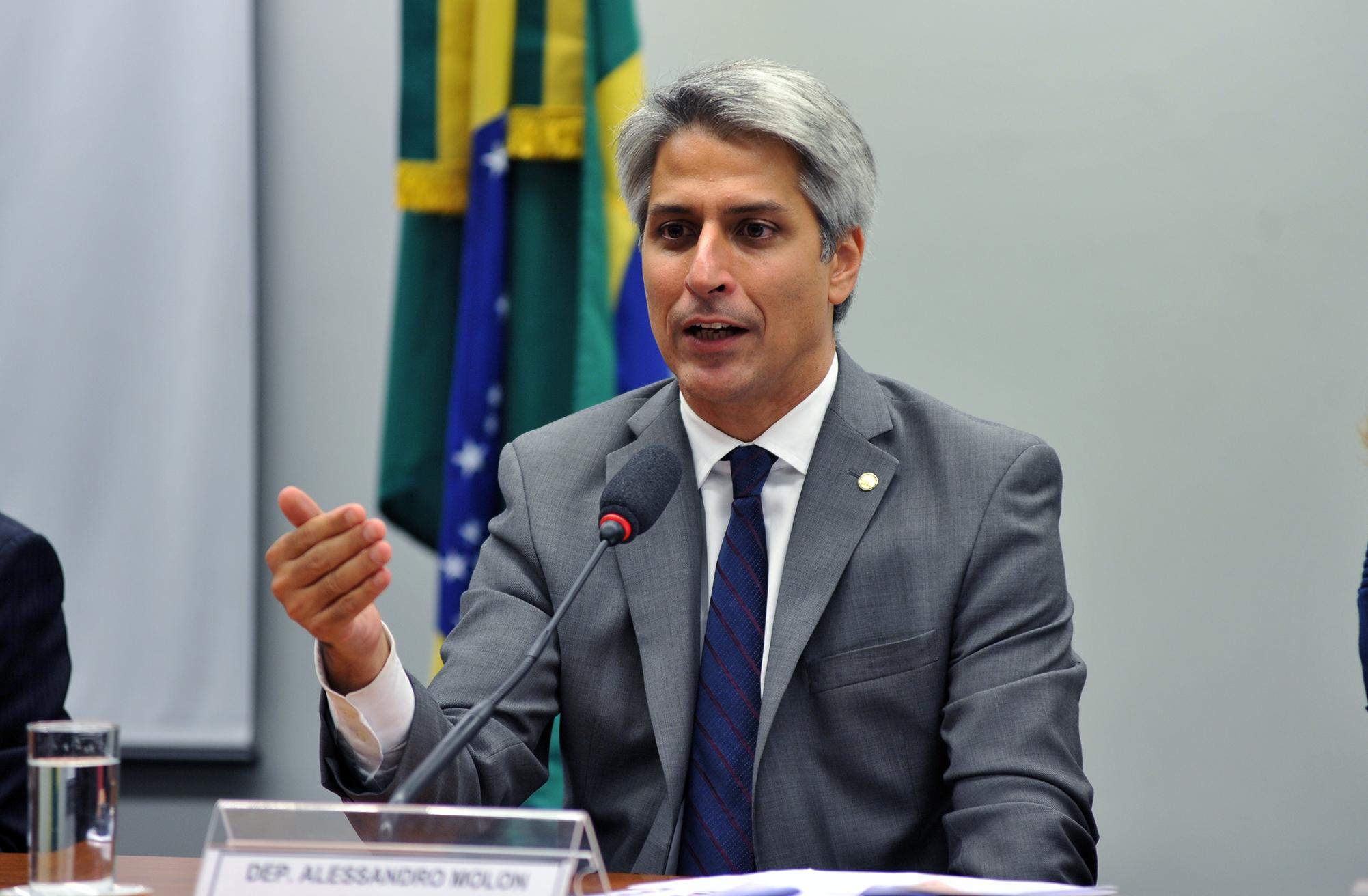 Deputado Alessandro Molon (PT-RJ)