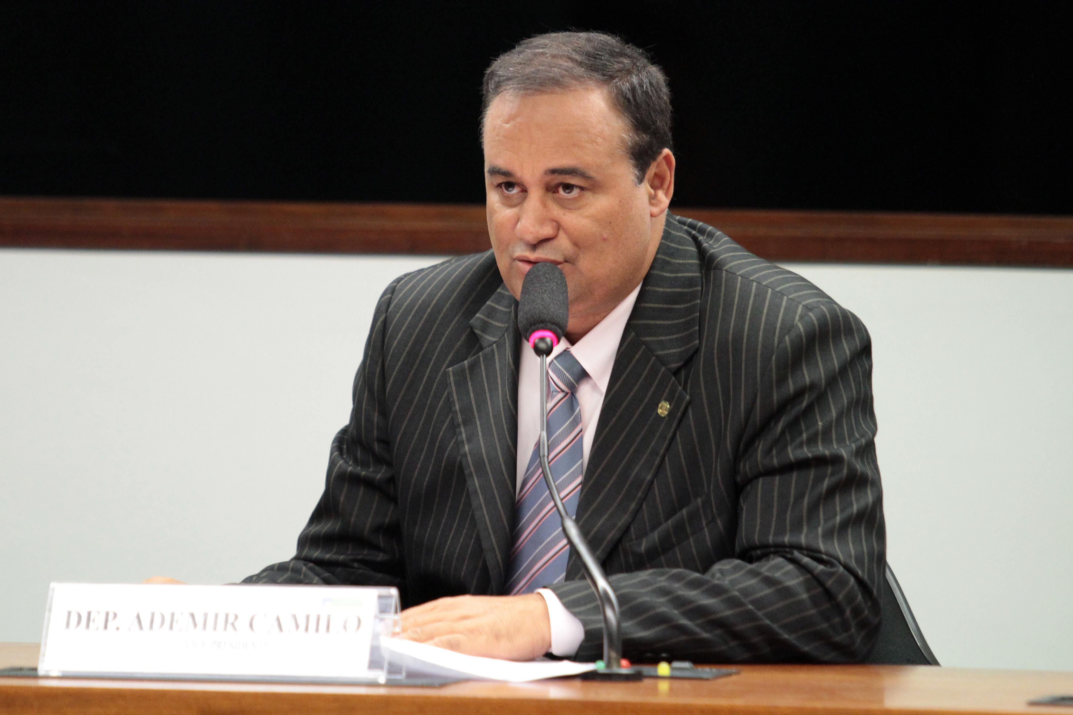 Deputado Ademir Camilo (PROS-MG)