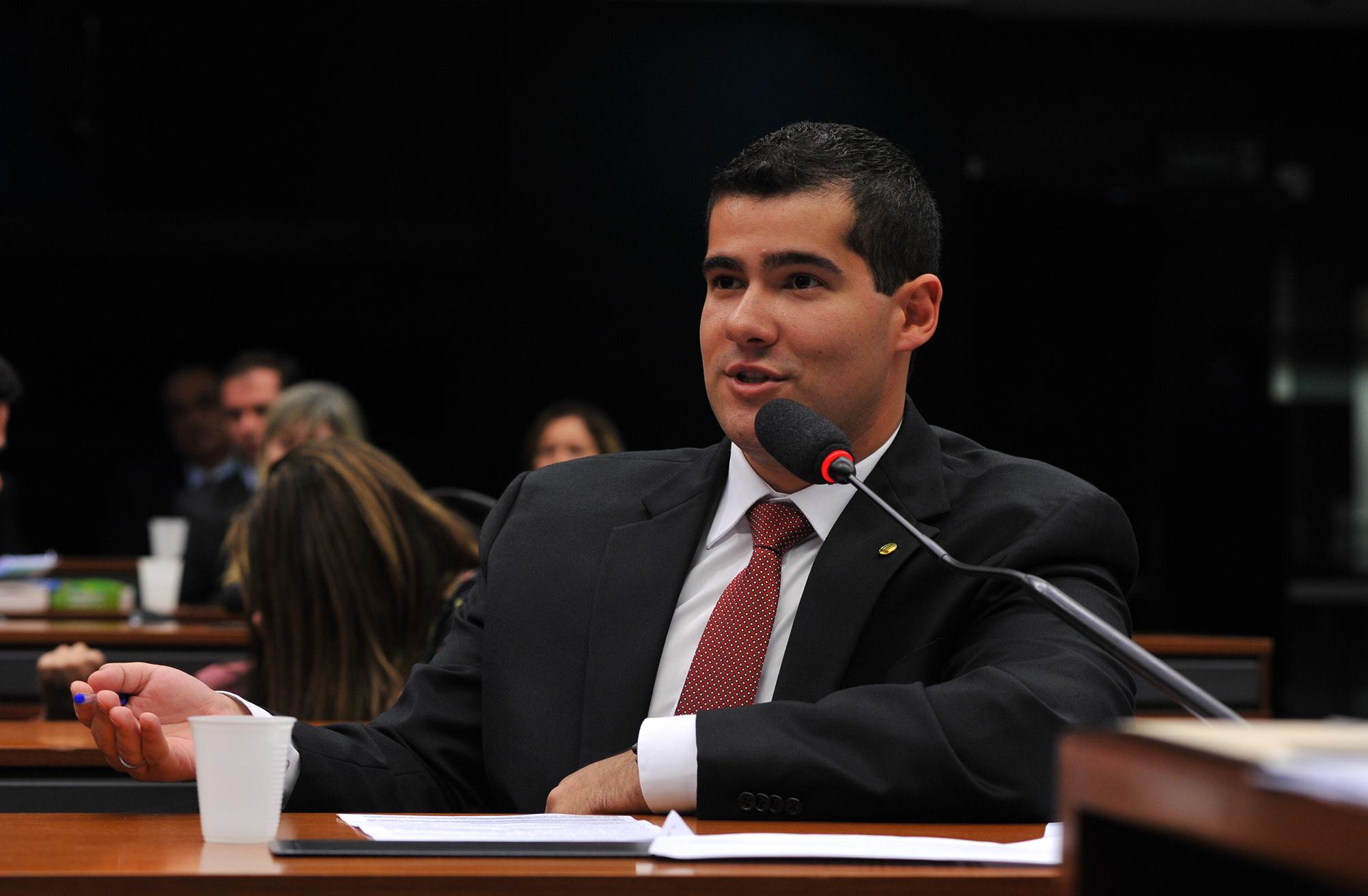 Deputado Alexandre Leite (DEM-SP)