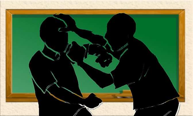 VIOLENCIA NA ESCOLA