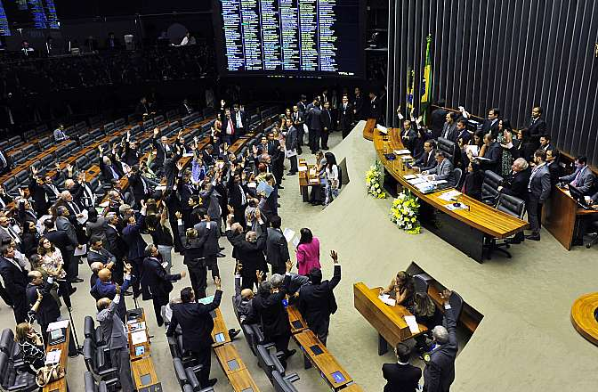 Votação da MPV 650/2014 que