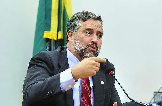 Reunião Extraordinária. Presidente da CMO, dep. Devanir Ribeiro (PT-SP)