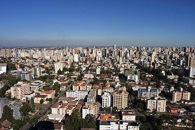 Cidades - geral - Curitiba município cidade