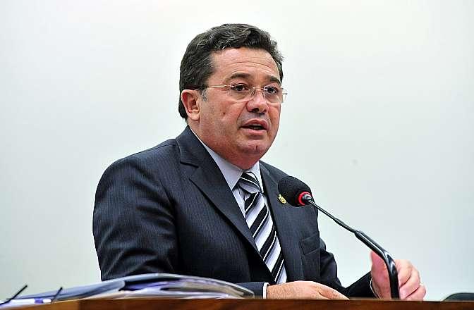 Reunião para discussão do projeto de Lei de Diretrizes Orçamentárias (LDO) 2015. Relator da LDO 2015, Sen. Vital do Rêgo (PMDB-PB)