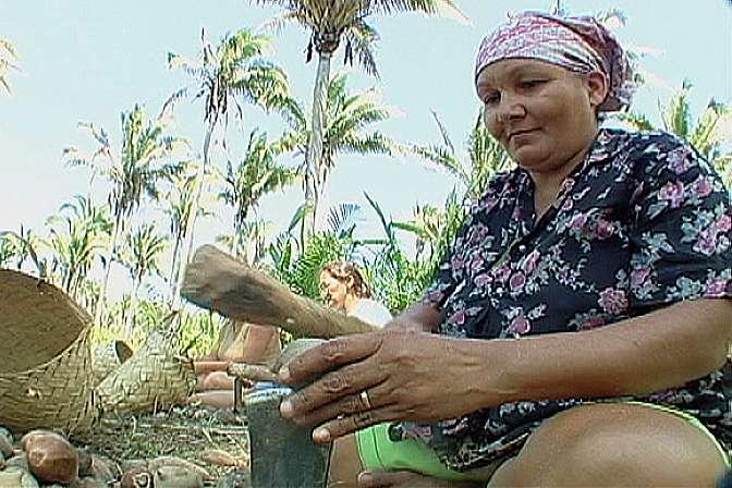 quebradeiras de coco de babaçu; Quebra coco, faz a vida