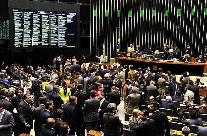 Votação em 2º Turno da PEC 197/2012