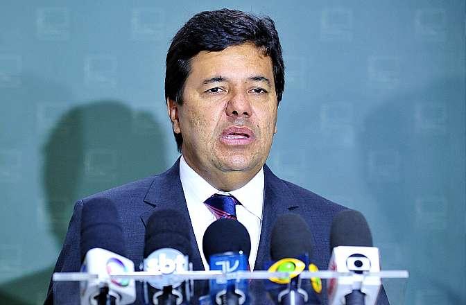 Líder do DEM na Câmara, dep. Mendonça Filho (PB) concede entrevista