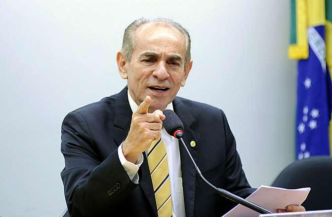 Palestra sobre as PECs nº 344/13 e apensadas (PEC 345/13 e 352/13). Relator da comissão, dep. Marcelo Castro (PMDB-PI)