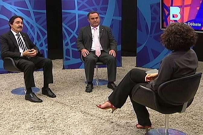 deputado Raimundo Gomes de Matos (PSDB-CE) e deputado Zeca Cavalcanti (PTB-PE)