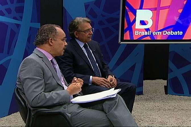 deputados Vicente Cândido (PT-SP) e Pauderney Avelino (DEM-AM)