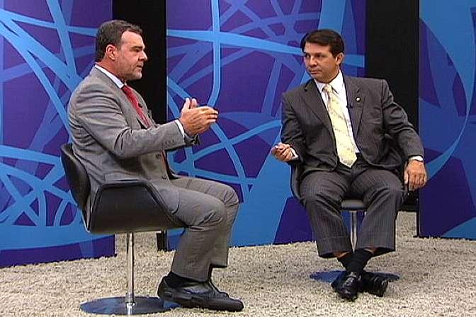 dep. Daniel Almeida e dep. Arthur Maia