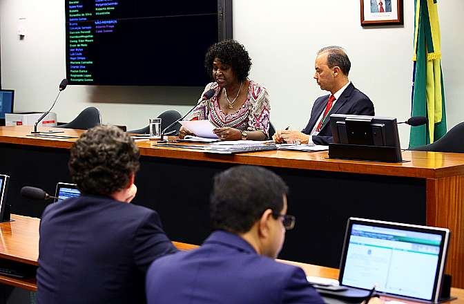 Reunião para instalação, eleição do presidente e dos vice-presidentes da comissão