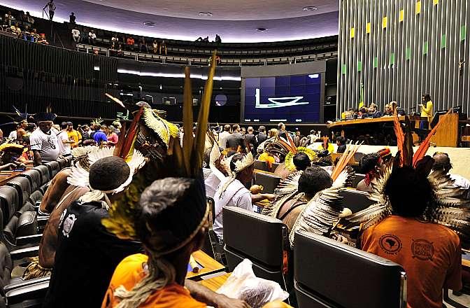 Homenagem ao Dia Nacional do Índio