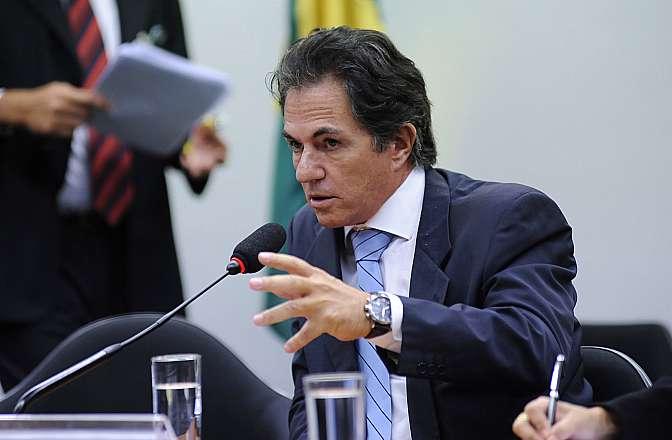 Audiência pública para ouvir o depoimento do presidente da Setal Engenharia e Executivo da Toyo Setal Empreendimentos Ltda, Augusto Mendonça Neto