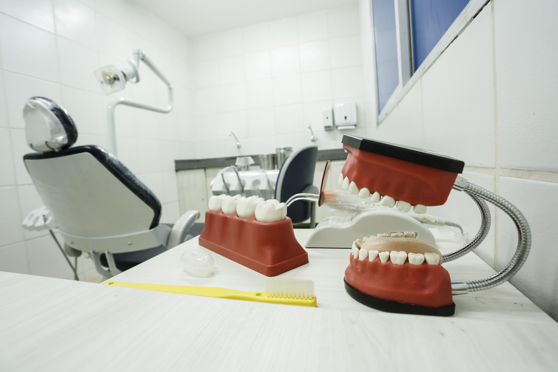 Saúde - Saúde bucal - odontologia consultório odontológico dentista