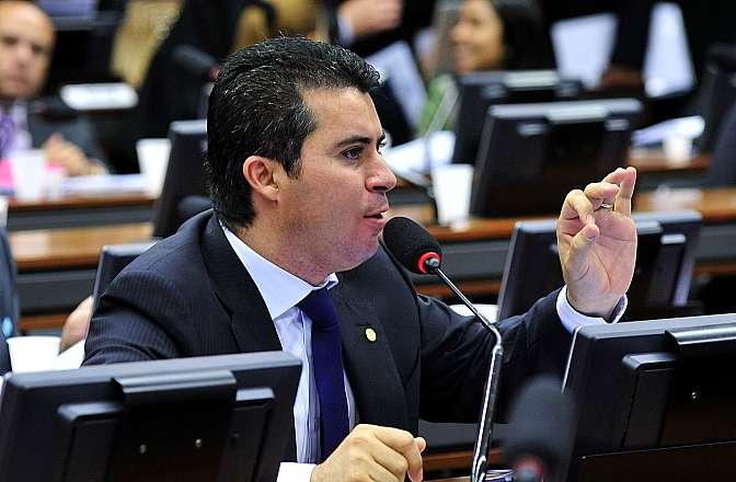 Reunião Deliberativa. dep. Marcos Rogério