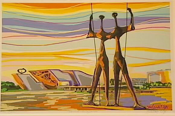 Brasilia em cores