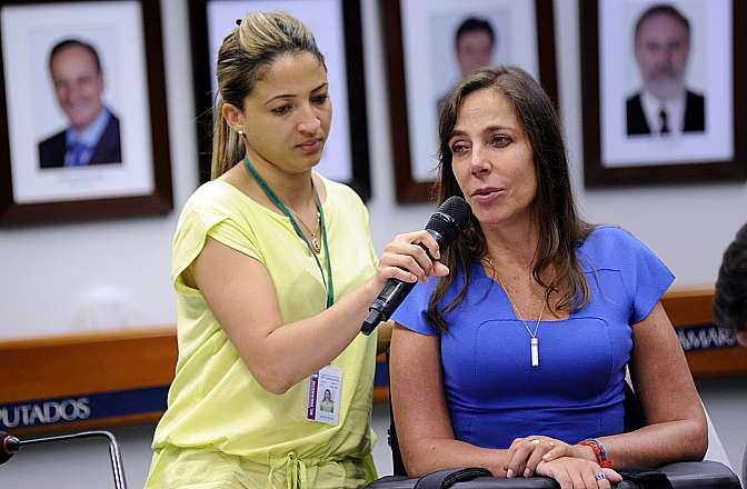 Audiência pública sobre a prescrição e os efeitos decorrentes do uso de anticoncepcionais hormonais. Dep. Mara Gabrilli (PSDB-SP)