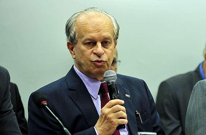 Audiência pública e Reunião ordinária com a presença do ministro da Educação, Renato Janine Ribeiro