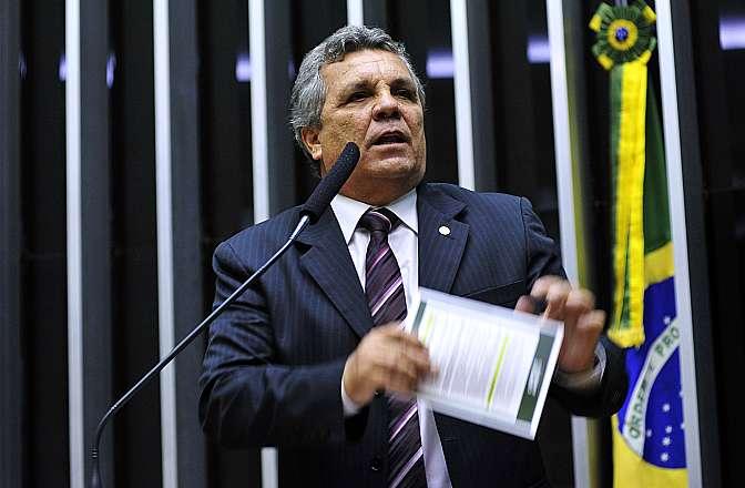 Sessão para análise e discussão da Reforma Política. Dep. Alberto Fraga (DEM-DF)