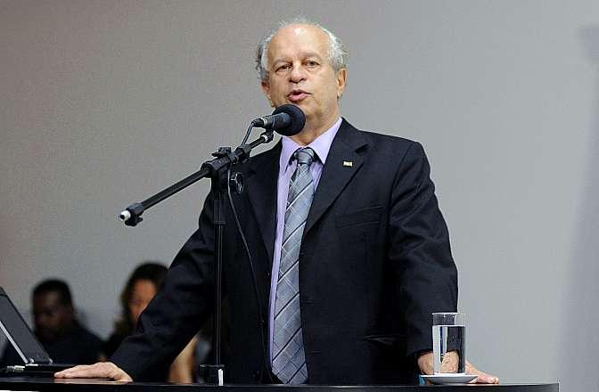 """Seminário nacional: """"O PNE e o futuro da educação brasileira"""". Ministro da Educação, Renato Janine Ribeiro"""