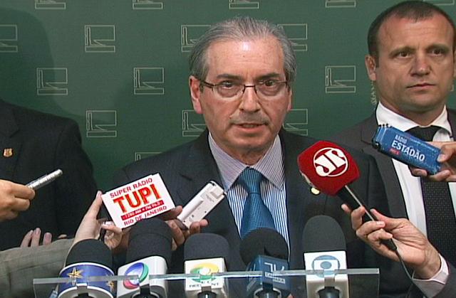 dep. Eduardo Cunha - Pauta Bomba