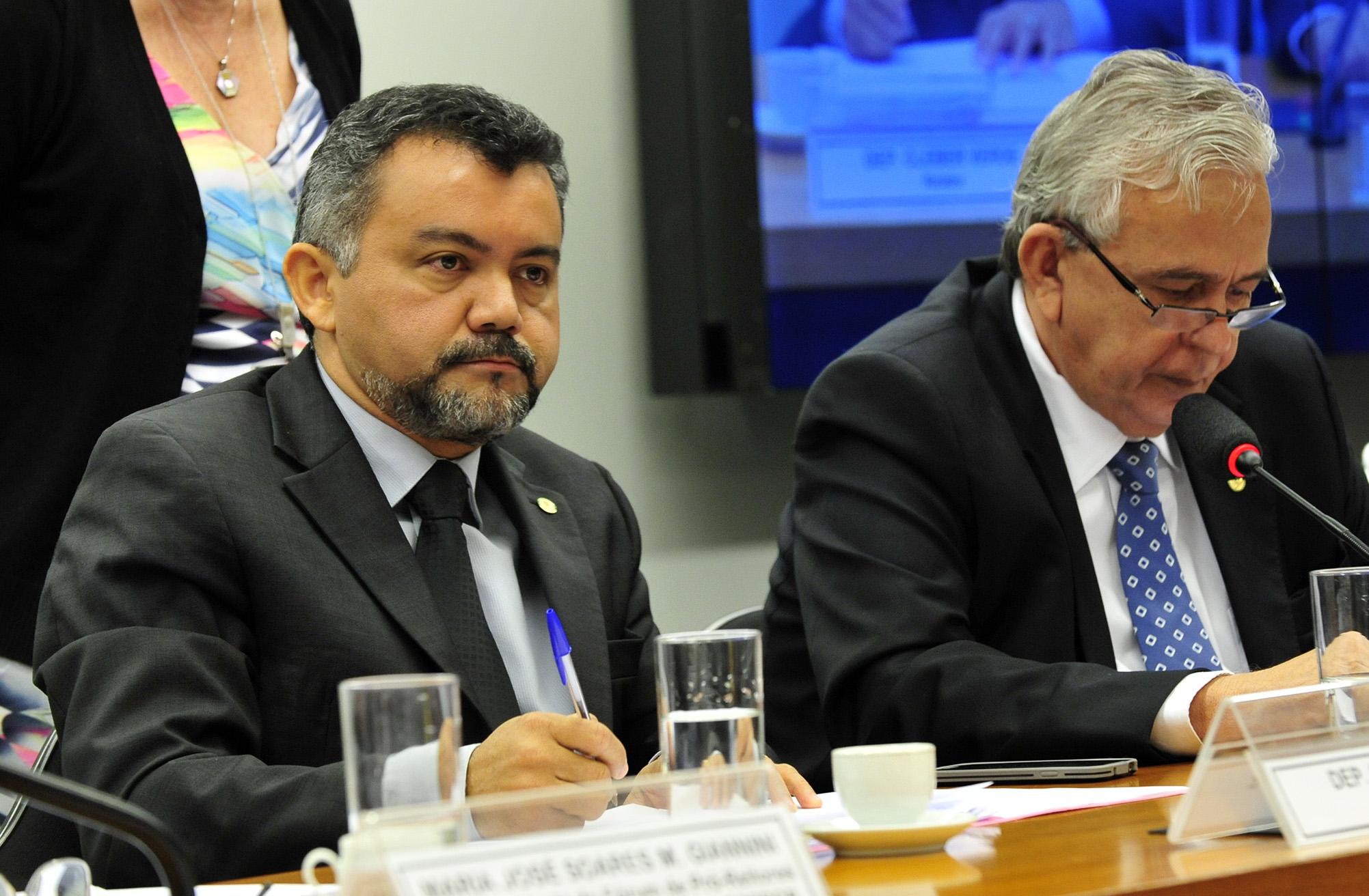 Audiência pública para debater os Indicadores de Avaliação e Qualidade da Educação Superior. Dep. Cleber Verde (PRB-MA)
