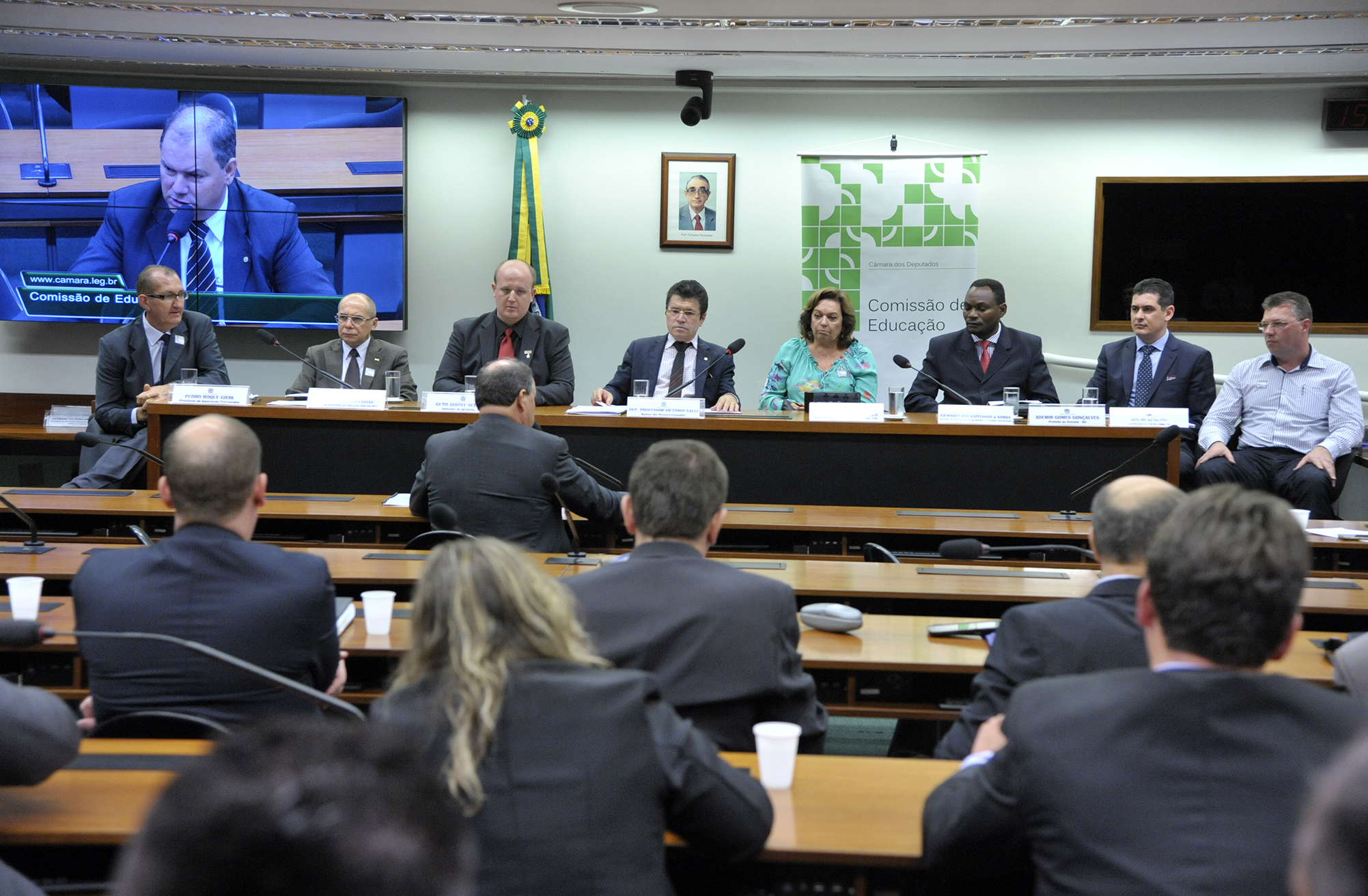 Audiência pública para debater novas Implantações de Campus de Ensinos Superiores Federais no Sistema de Educacional do País