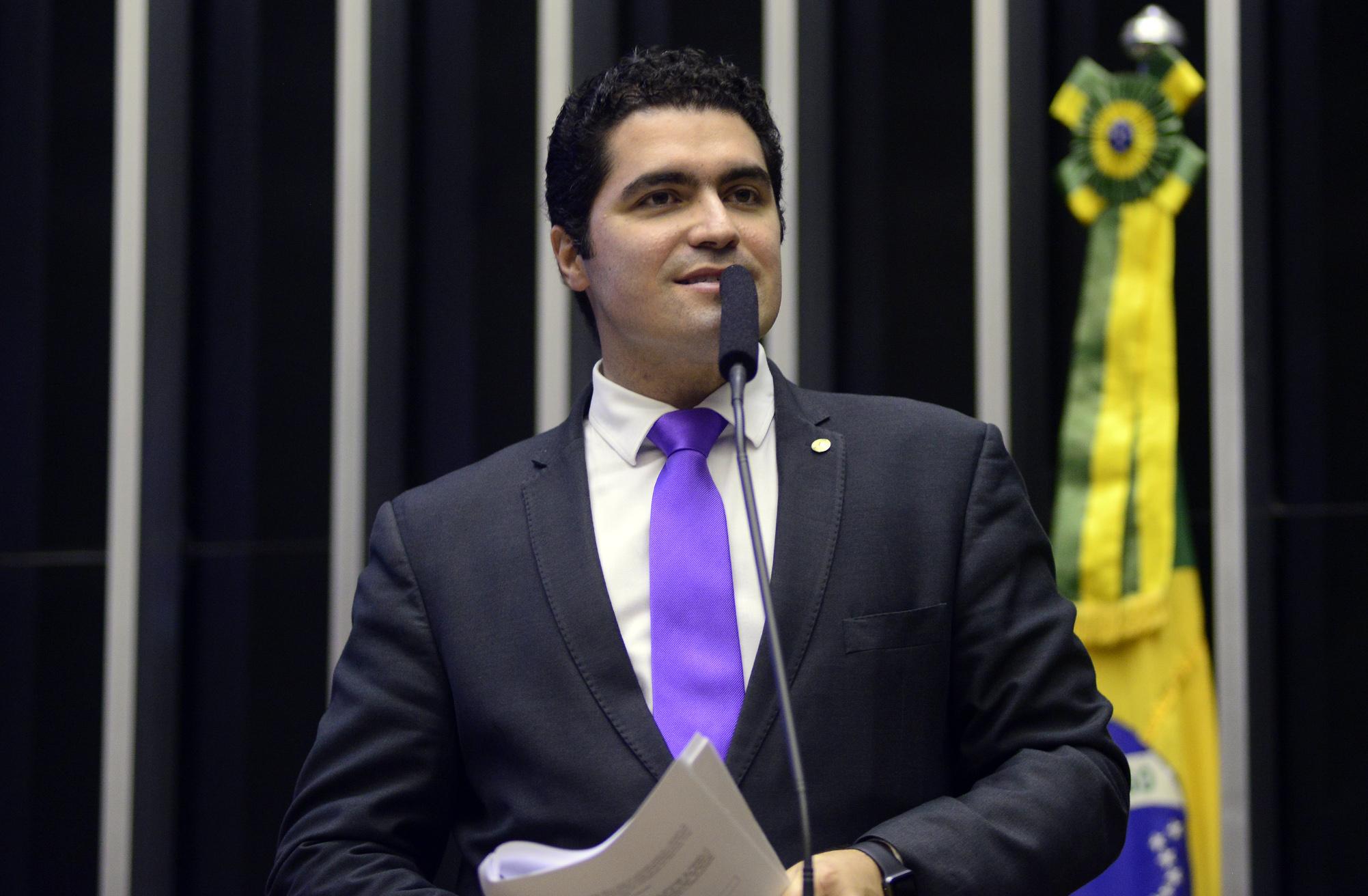 Sessão extraordinária para discussão e votação de diversos projetos. Dep. Newton Cardoso Jr. (PMDB-MG)