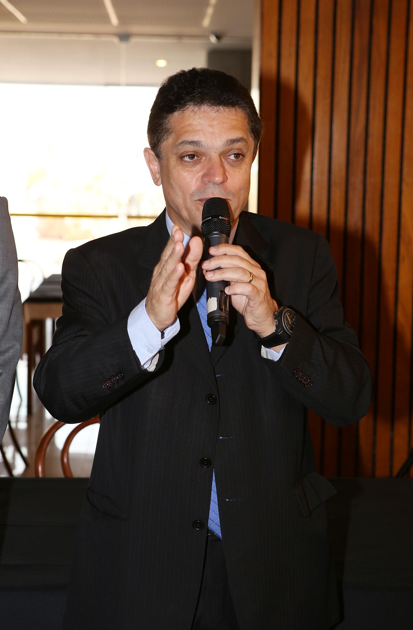 Lançamento da Frente Parlamentar da Radiodifusão. Dep. João Rodrigues (PSD-SC)