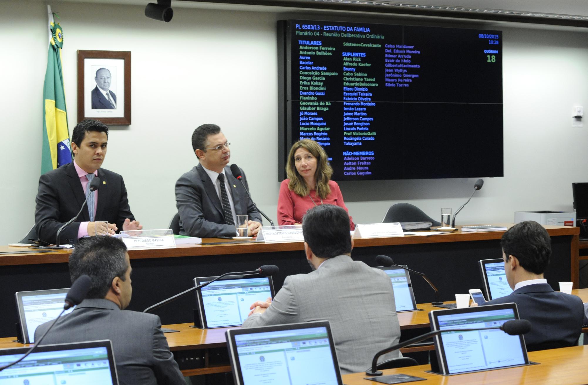 Reunião ordinária para continuação da votação dos destaques do relatório