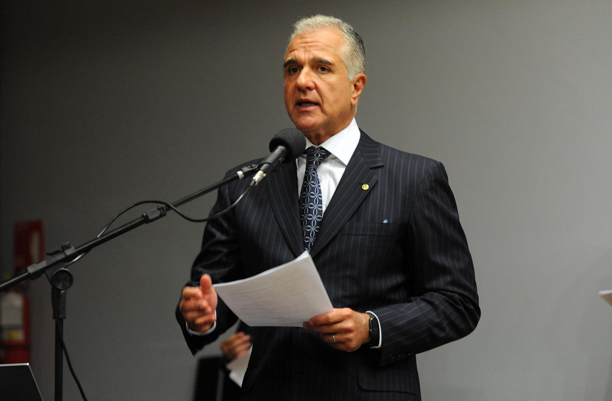 III Seminário Internacional Mobilidade e Transportes. Presidente da CDU, dep. Júlio Lopes (PP-RJ)