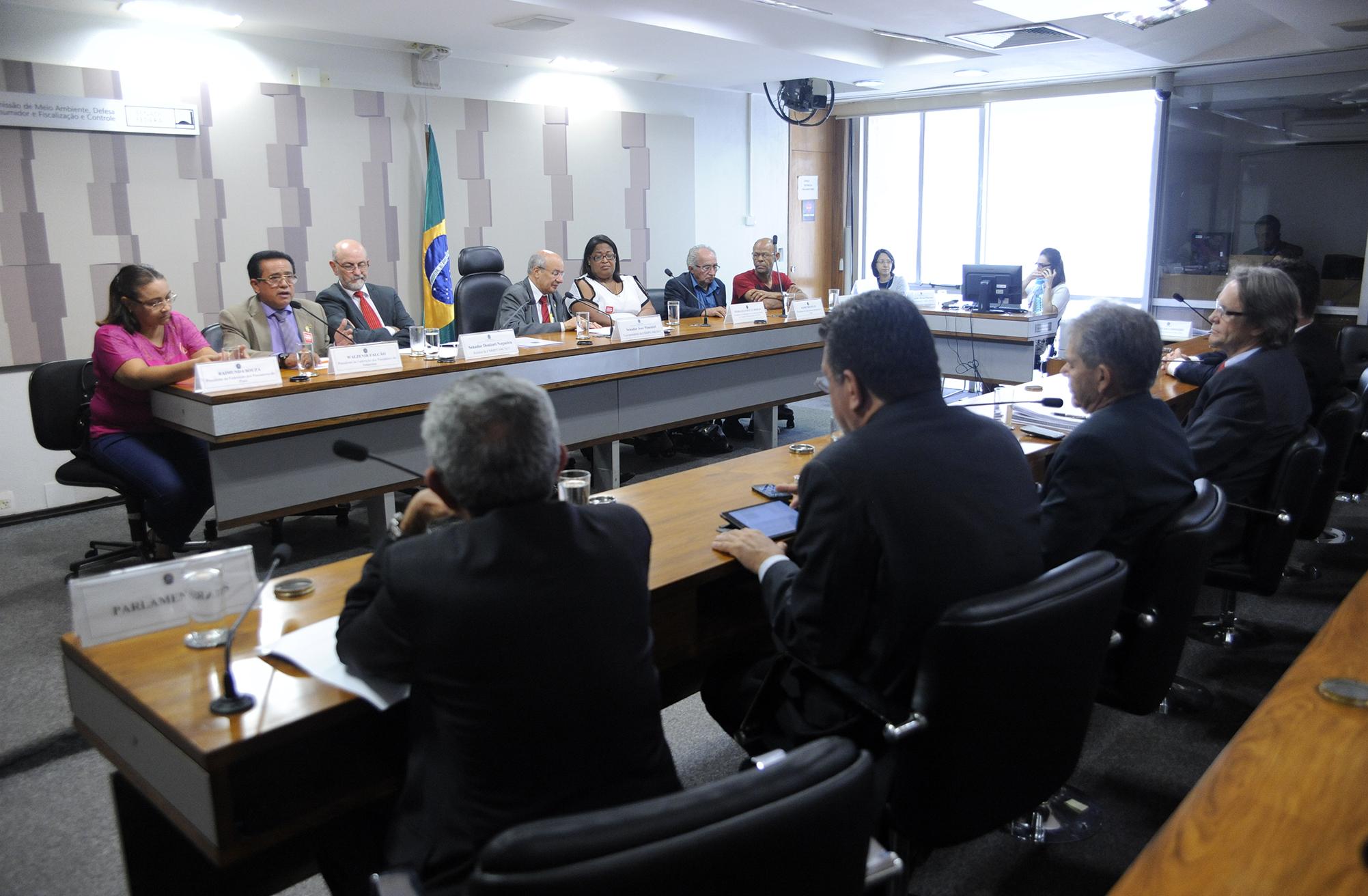 Audiência pública para debater a Medida Provisória 696/15, que trata da reforma ministerial