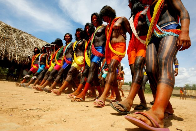 índios - indígenas