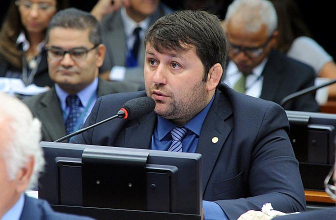 Deputado João Derly (REDE-RS)