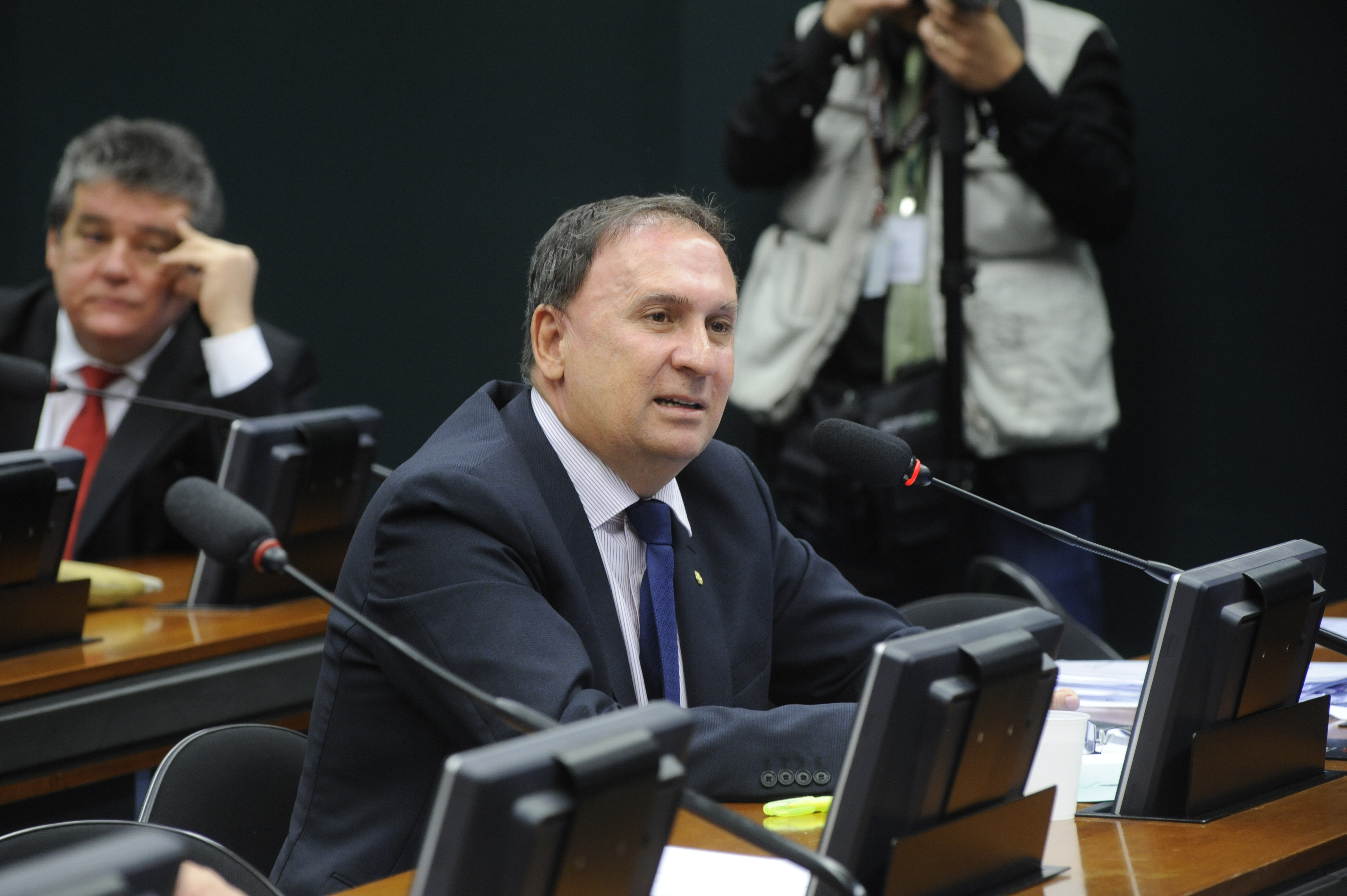 Deputado João Gualberto