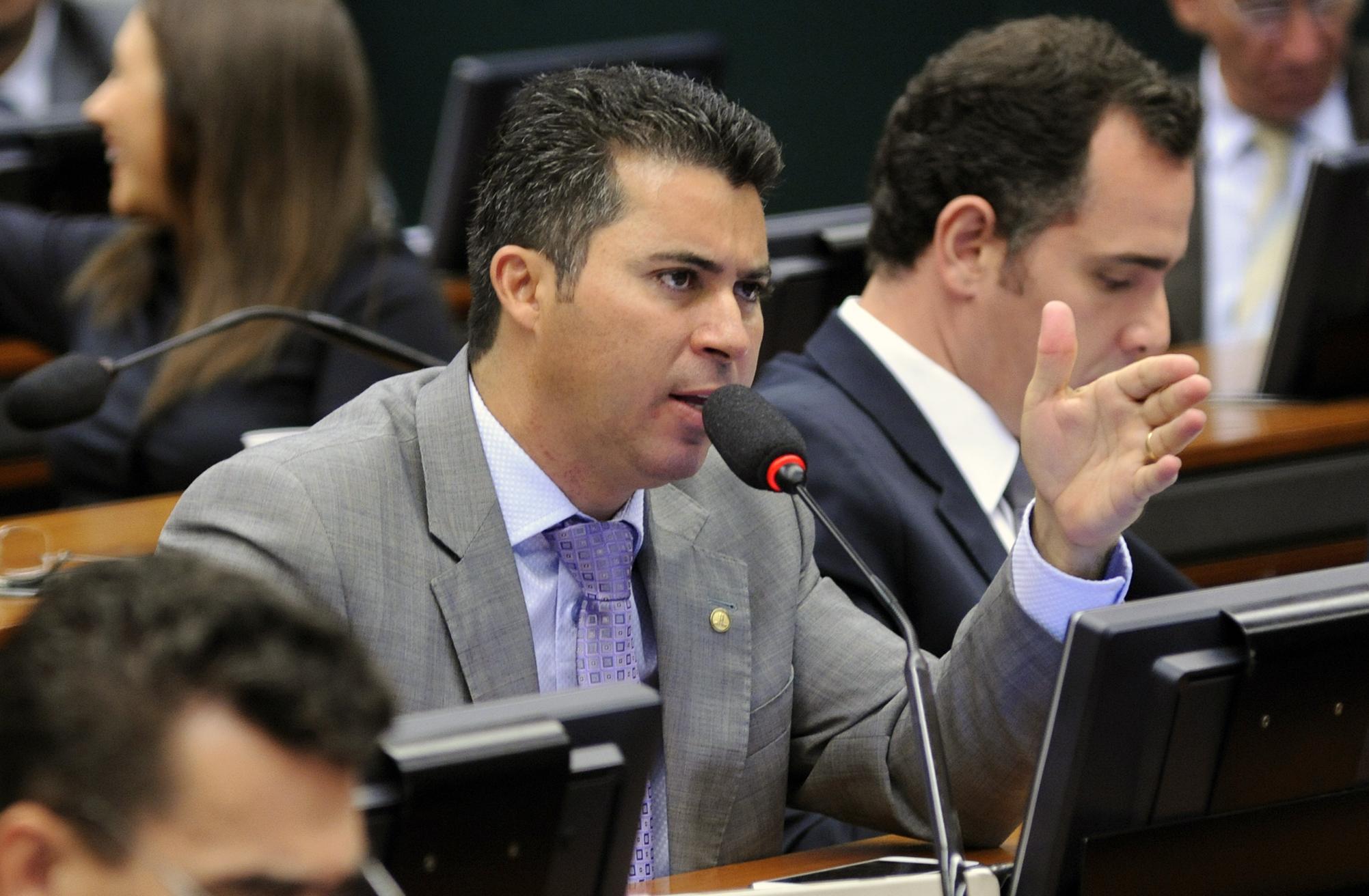 Reunião Ordinária. Dep. Marcos Rogério (PDT-RO)