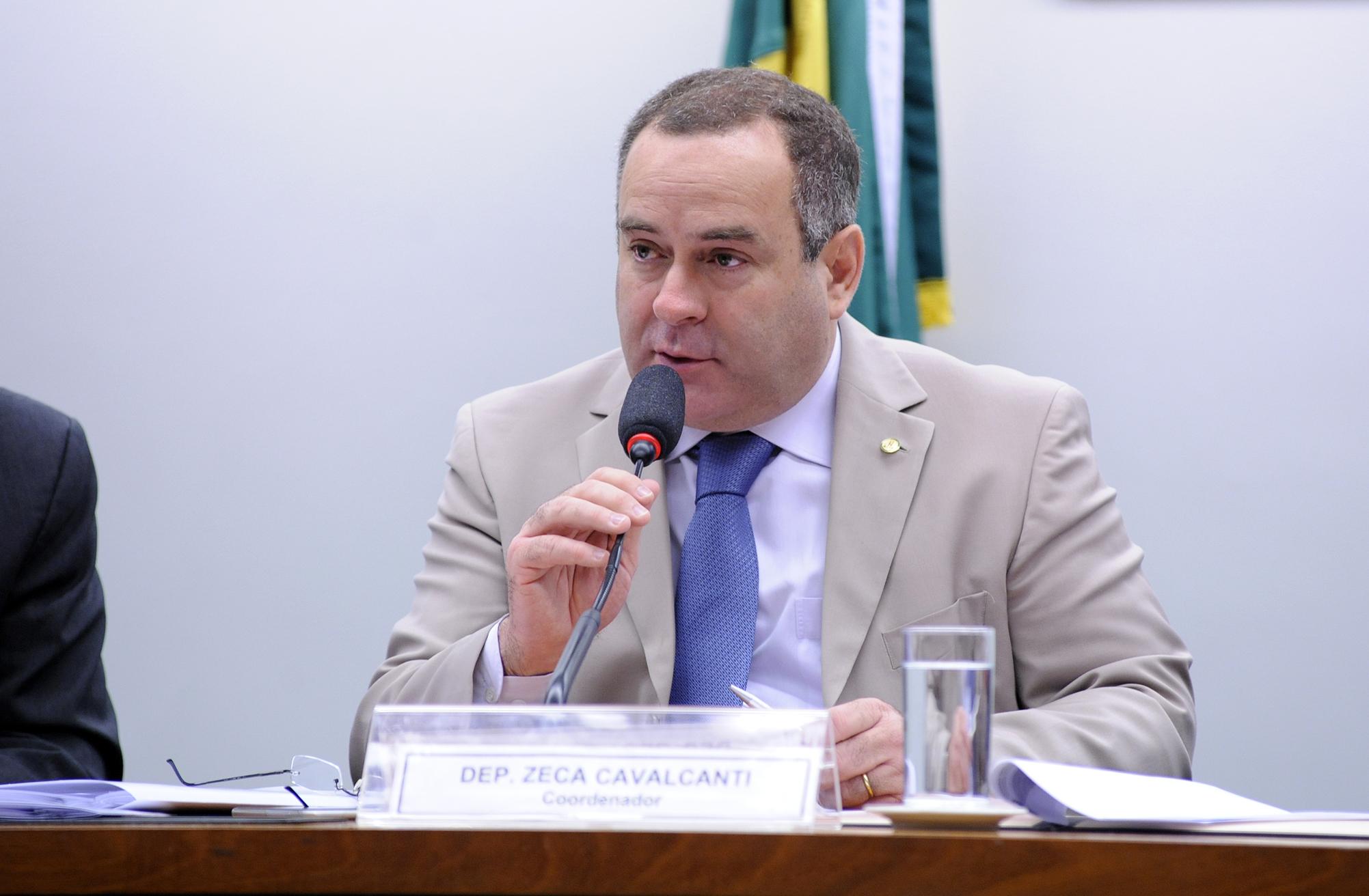 Reunião para apresentação, discussão e votação do relatório do dep. Manoel Junior (PMDB-PB). Dep. Zeca Cavalcanti (PTB-PE)