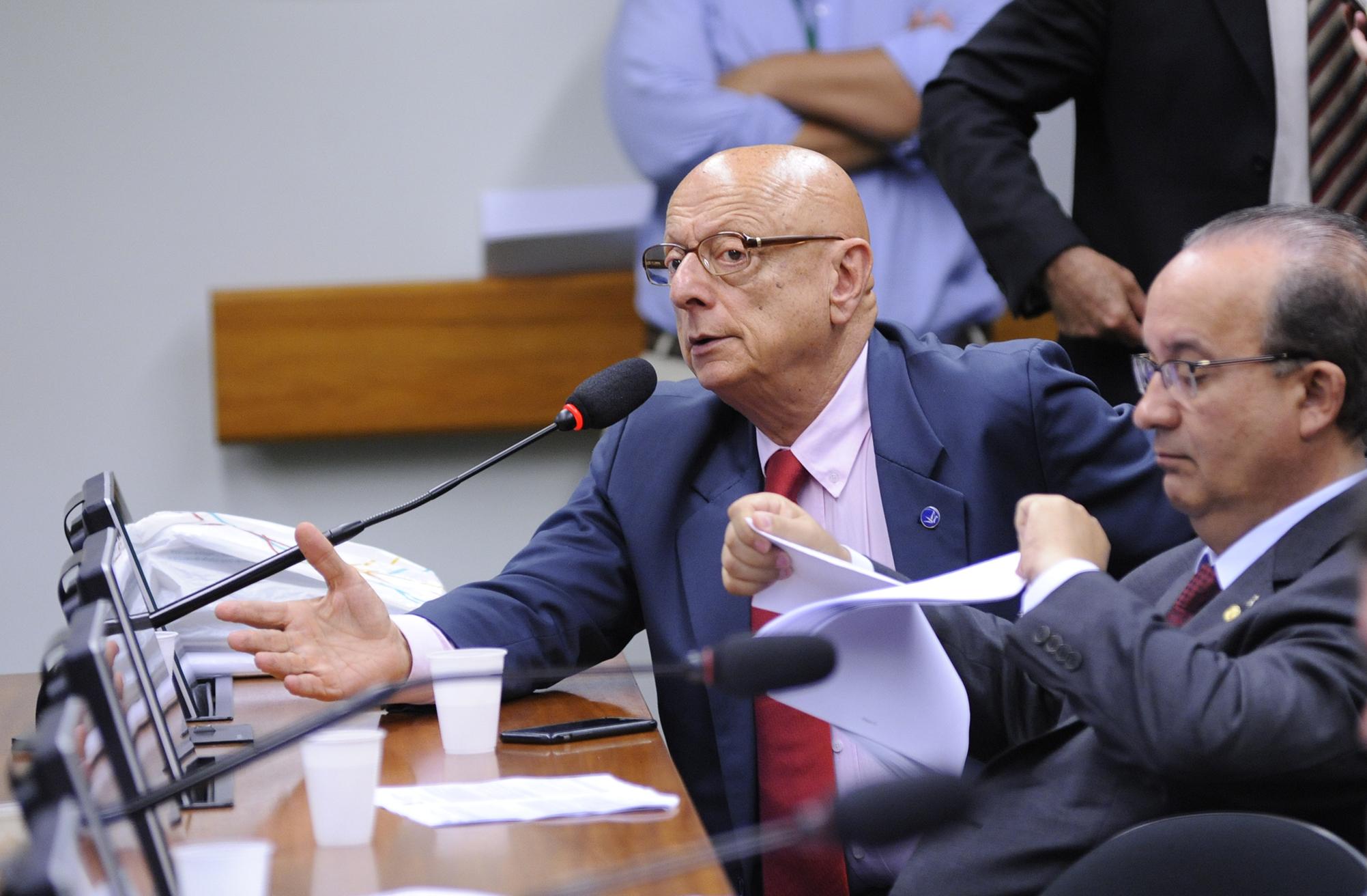 Reunião Ordinária. Dep. Esperidião Amin (PP-SC)